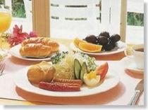 朝食 メニュ-色々 その日のお楽しみ