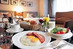 ◆【ルームサービス朝食】一例