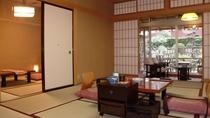■露天風呂付客室 次の間付き(10畳+6畳)一例