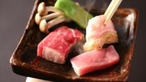 食感と味わい深いお肉の味をお楽しみください。
