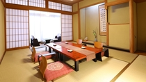 ■和室10畳のお部屋 禁煙室のご用意もございます。