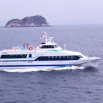 海上観光船
