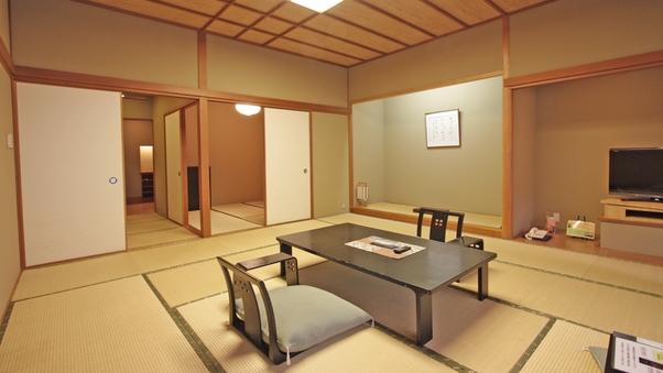 禁煙◇「離れ西京亭」和室12.5畳+4.5畳