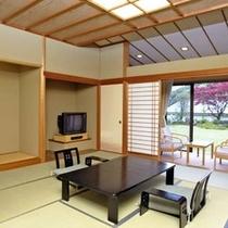 ■「離れ西京亭」和室12.5畳+4.5畳