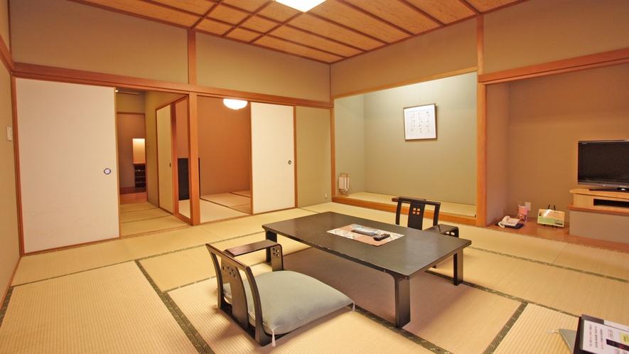 「離れ西京亭」和室12.5畳+4.5畳