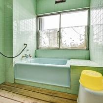 *わんちゃん専用洗い場 ※部屋が限られています