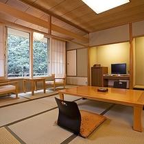 富士見台/和室(琴平山側) 一例