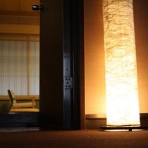 様々な客室タイプが揃う富士見台客室