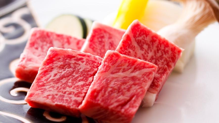 香り高く味わいまろやか、風味豊かな讃岐牛の石焼(イメージ)