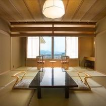 【富士見台/和洋特別室】総面積90平米もの贅沢なスペース