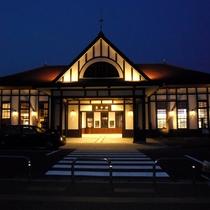 【JR琴平駅】大正時代の面影が再現された駅舎