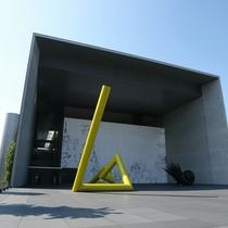 【猪熊弦一郎現代美術館】国際的画家・猪熊弦一郎の作品約2万点を収蔵