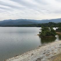 【満濃池】日本最大の灌漑用のため池