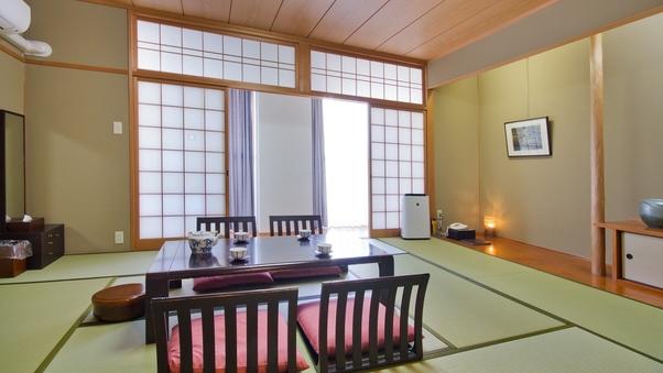 【10畳】禁煙和室<2名〜5名> 〜寛ぎの空間〜