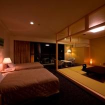 ◆汐の丸スイートルーム和洋室◆
