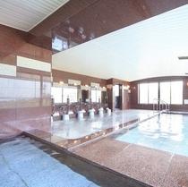 ◇広々明るい大浴場