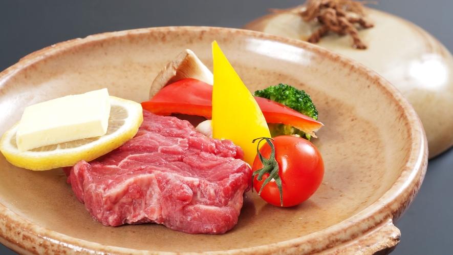 愛媛県産牛ステーキ