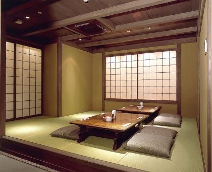 円坐長屋 個室席