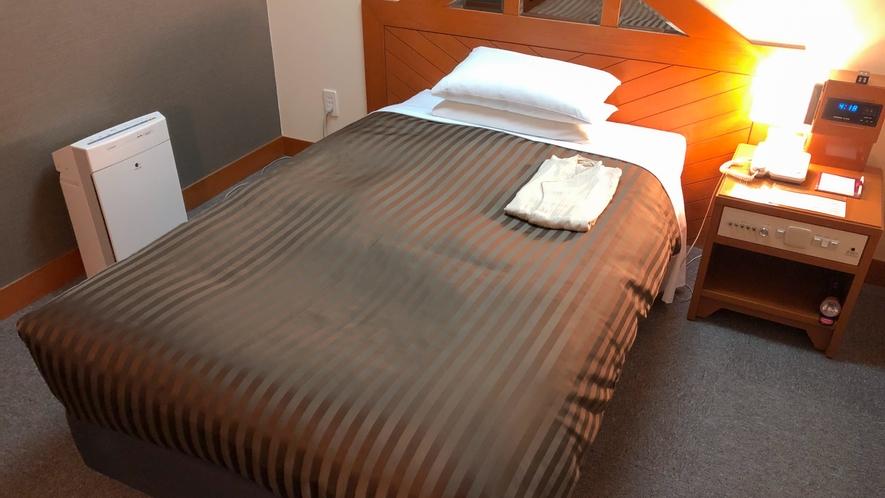 スタンダードシングル      21㎡/ベッド幅110×200cm