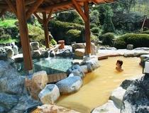 日帰り温泉 日本一の炭酸泉『ひめしゃがの湯』