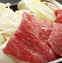 信州牛すき焼き