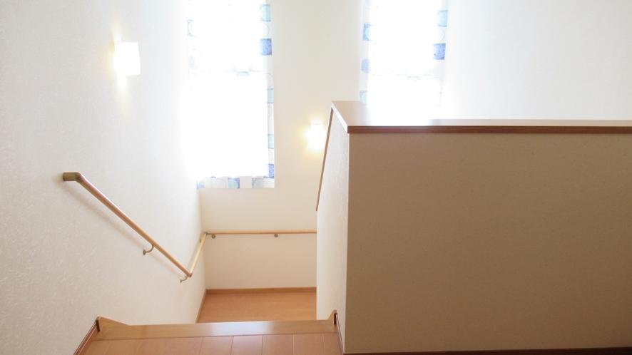 2021大きな窓のある階段