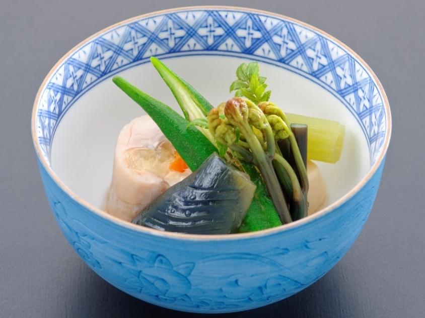 地野菜の炊き合せ