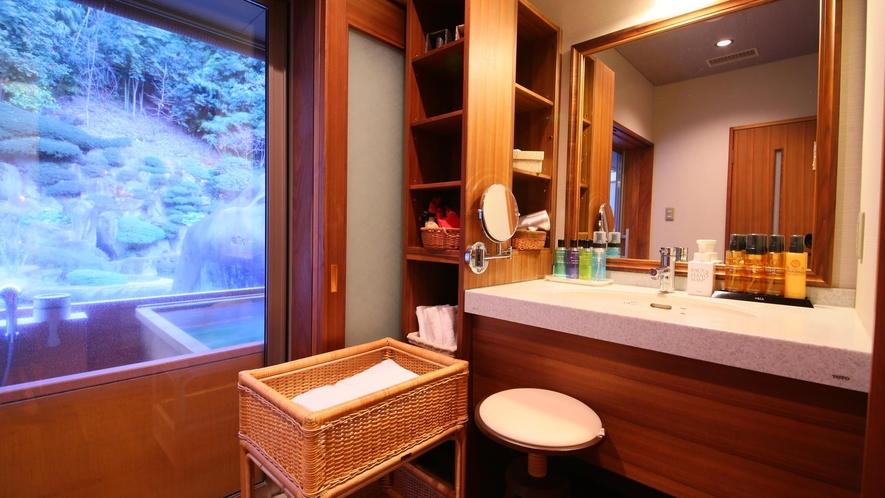 本館和洋室 洗面
