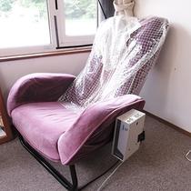 *客室/一部の客室にはマッサージチェアを完備しております。ご利用は有料となります。