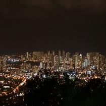 佐久平の夜景