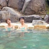 天然温泉と多種多様なサウナ・大浴場をお楽しみくださいませ。