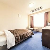 ≪Wi-Fi 接続無料≫ ビジネスや一人旅に便利なお部屋です。 【17㎡】シングルルーム