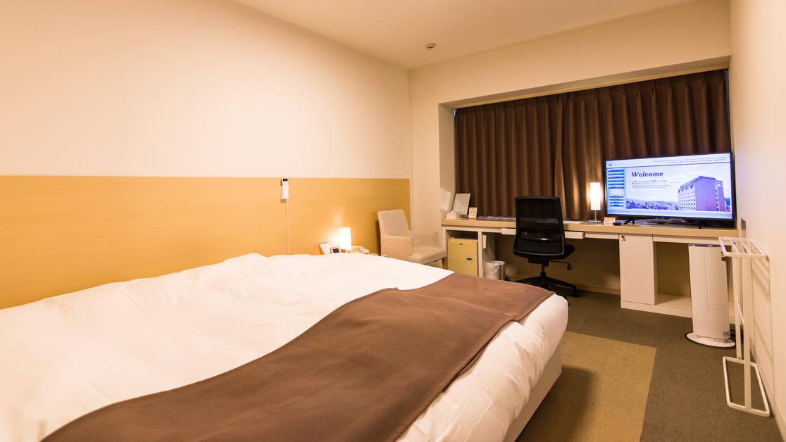 ハリウッドは添い寝も可能です。シングルサイズのベッドを2台繋げて配置しました。