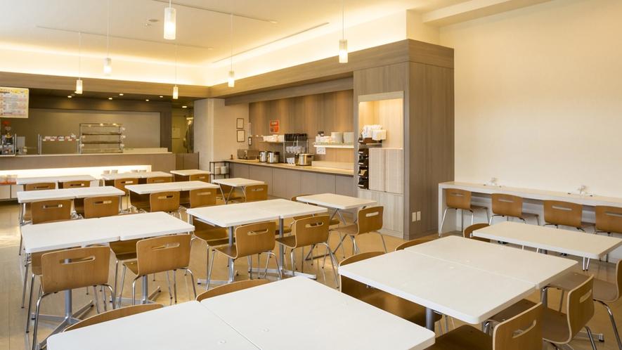 朝食会場【アルテラス】 営業時間7:00~9:30(最終入場9:00)