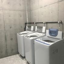【本館】2Fランドリールーム 洗濯機(洗剤別)