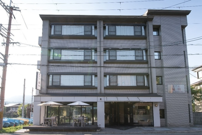 ホテル嵐山
