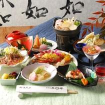 *【夕食(お食事全体)グレードアップ】