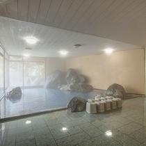 *【大浴場(男性)】泉質は柔らかくとても滑らか。湯上りお肌しっとりです。