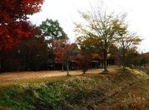 阿蘇サイトのオートキャンプ場