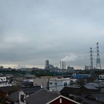 *夜景確約プランなら、お部屋から工場を一望できます!