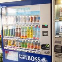 2Fには自動販売機もございます。