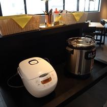 【レストラン】2019年春リニューアル 夕朝食はこちらで