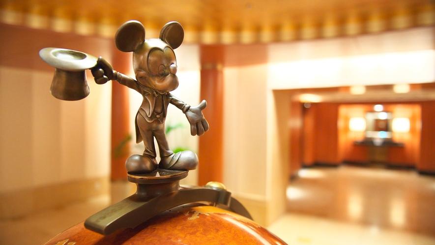 ディズニーキャラクターのモチーフ(イメージ)(C)Disney