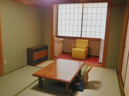 別館 和室5.5畳タイプ【喫煙】 *バスなし