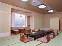 【和室大部屋】16畳の一例