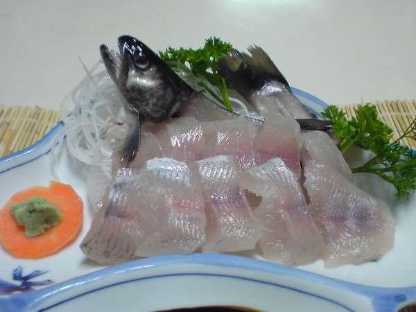 特注 岩魚の活造り