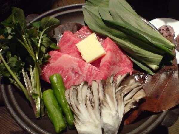 飛騨牛サイコロステーキ