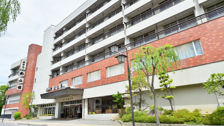 ホテル圓山荘 外観
