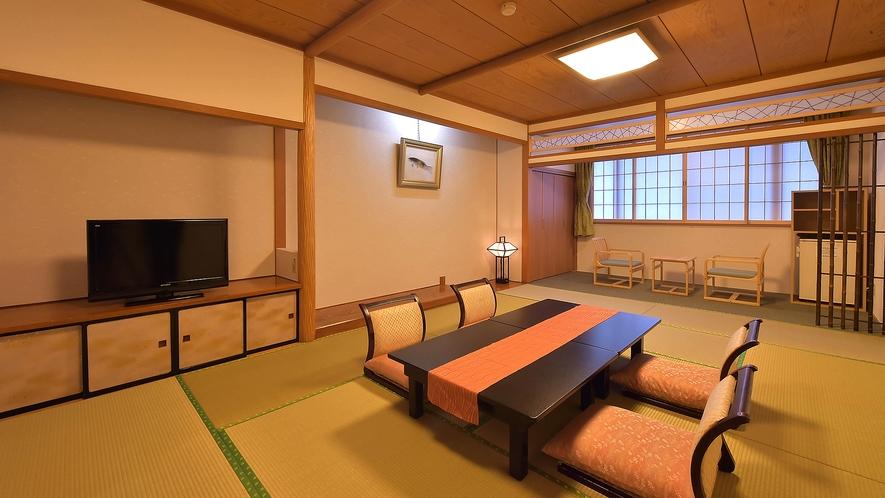 和室15畳の一例