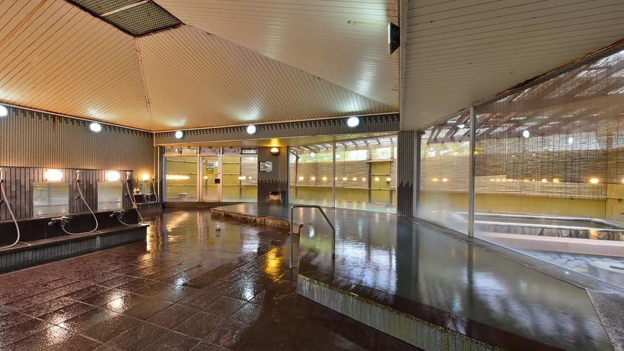 葉月の湯 大浴場